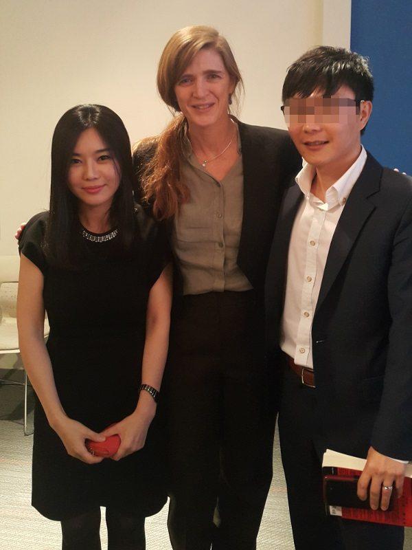 Hyeonseo Lee Nord Südkorea Expertin Premium Speakers