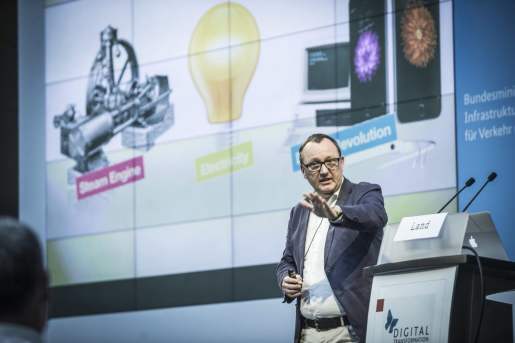 99ab66a610 Karl-Heinz Land - Digital Leader, Big Data | Premium Speakers