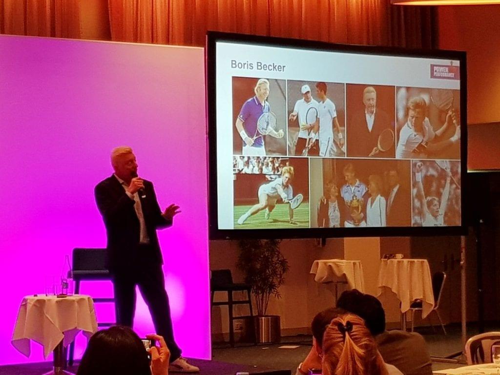 Boris Becker - Tennislegend & Entrepreneur | Premium Speakers